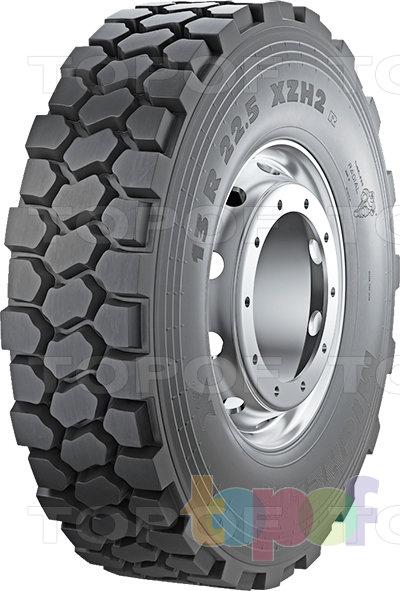 Шины Michelin XZH2 R