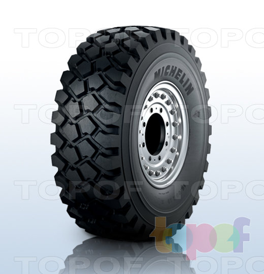 Шины Michelin XZL+