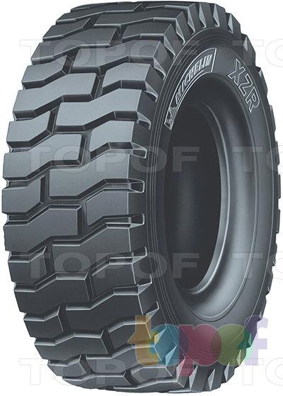 Шины Michelin XZR. Изображение модели #1