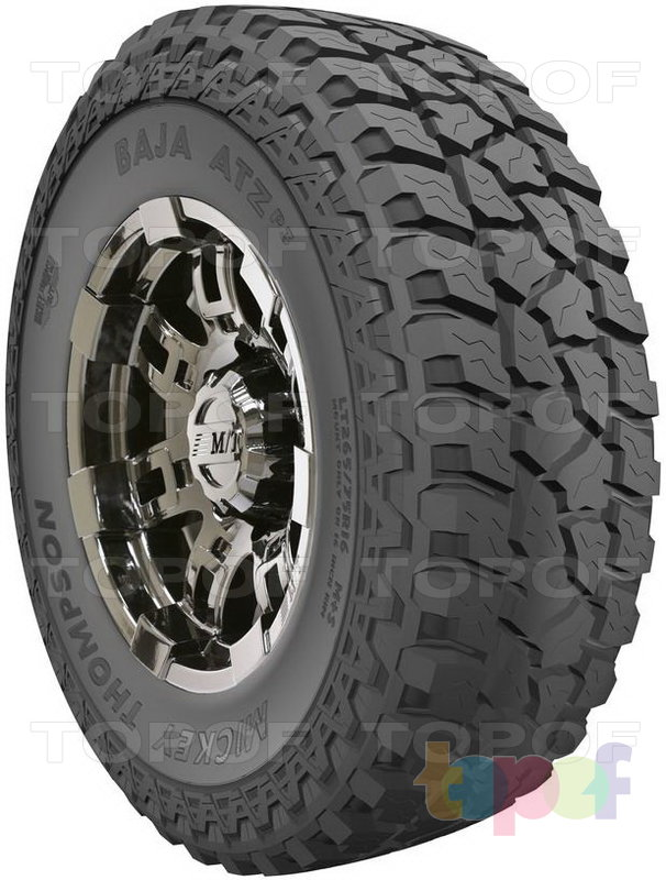 Шины Mickey Thompson Baja ATZ P3
