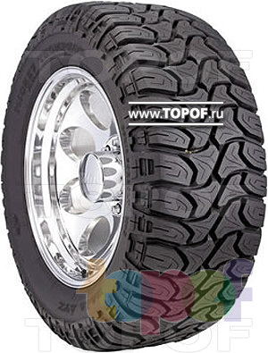 Шины Mickey Thompson Baja ATZ Radial. Изображение модели #1