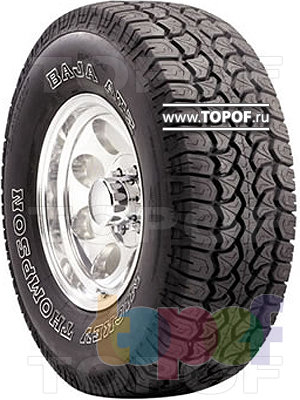 Шины Mickey Thompson Baja ATZ Radial Plus. Изображение модели #1