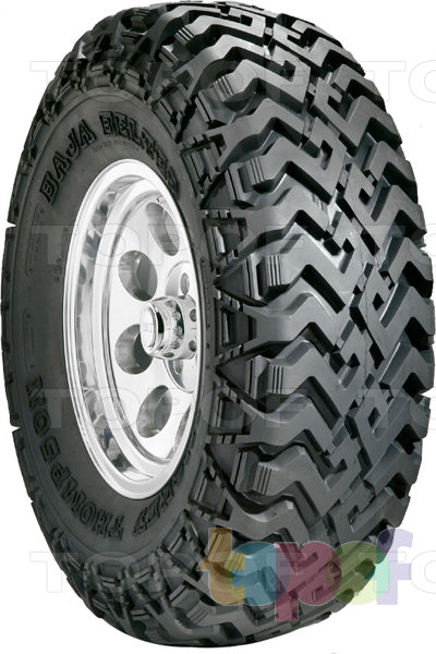 Шины Mickey Thompson Baja Belted