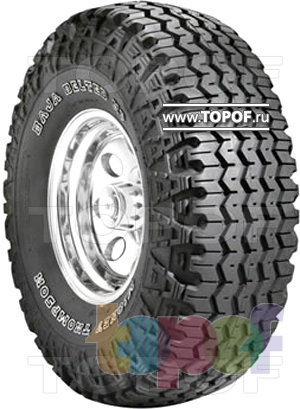 Шины Mickey Thompson Baja Belted HP. Изображение модели #1