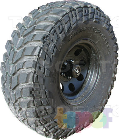 Шины Mickey Thompson Baja Claw TTC