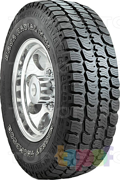 Шины Mickey Thompson Baja MTX Radial. Изображение модели #1