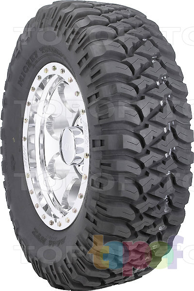 Шины Mickey Thompson Baja MTZ Radial. Изображение модели #1