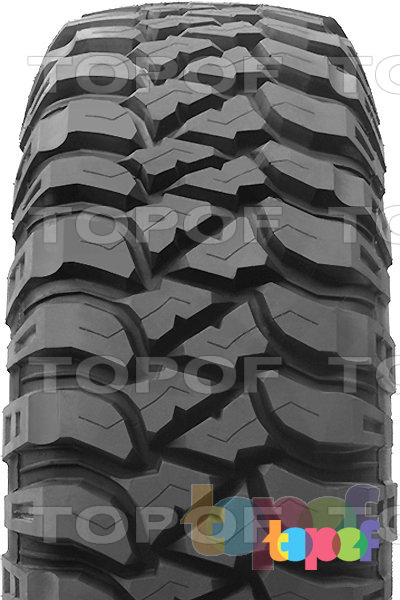 Шины Mickey Thompson Baja MTZ Radial. Изображение модели #2