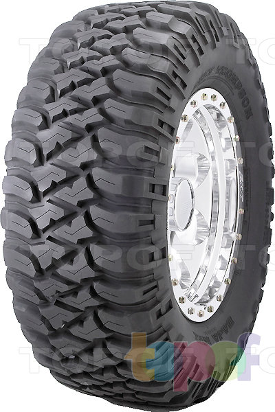 Шины Mickey Thompson Baja MTZ Radial. Изображение модели #5