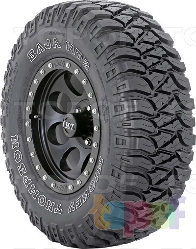 Шины Mickey Thompson Baja MTZ Radial. Изображение модели #6