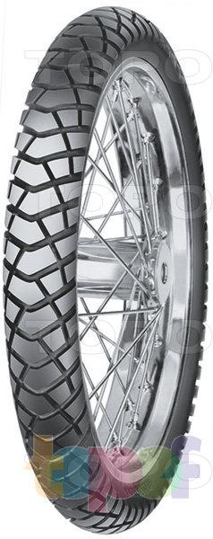 Шины Mitas EF-08. Передняя шина