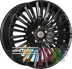 Колесные диски MKW Wheels (Mi-Tech) MK-F30 Forged. Изображение модели #1