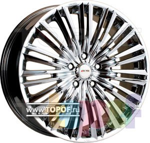 Колесные диски MKW Wheels (Mi-Tech) MK-F30 Forged. Изображение модели #2