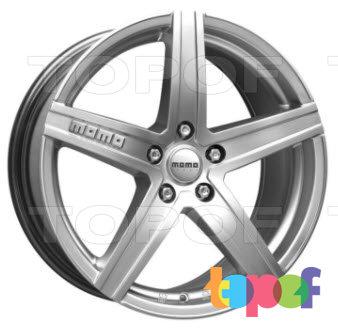 Колесные диски Momo HyperStar. Цвет Silver (серебряный)