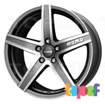 Колесные диски Momo HyperStar. Цвет GMF
