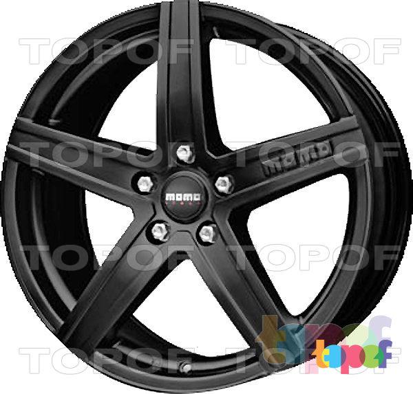Колесные диски Momo HyperStar. Цвет матовый черный