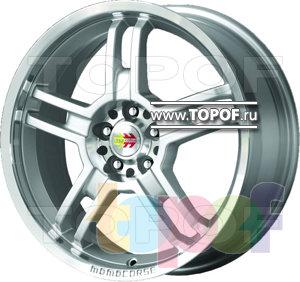 Колесные диски Momo S-Five. Изображение модели #1