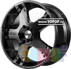 Колесные диски Momo Storm. Изображение модели #2