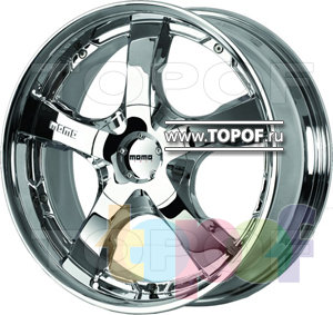 Колесные диски Momo Typhoon. Изображение модели #1