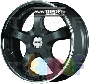Колесные диски Momo Typhoon. Изображение модели #2