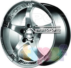 Колесные диски Momo X-43. Изображение модели #1