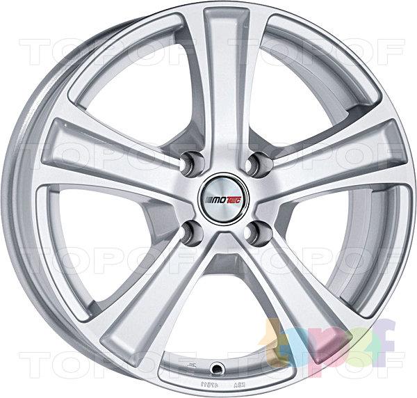 Колесные диски Motec Cool (MCW1). Изображение модели #2