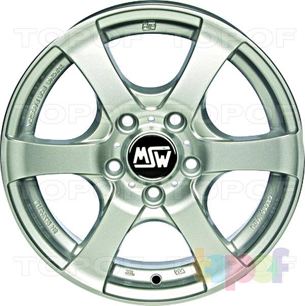 Колесные диски MSW 15