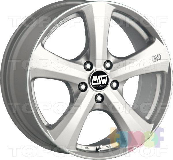 Колесные диски MSW 19