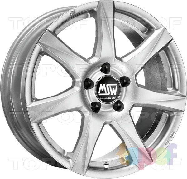 Колесные диски MSW 77