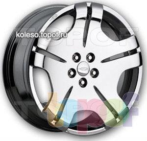 Колесные диски Neeper Bach S.S. Изображение модели #1