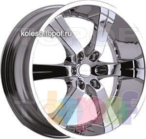 Колесные диски Neeper N6. Изображение модели #1