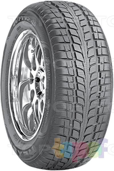 Шины Nexen N'Priz 4S. Всесезонная шина для легкового автомобиля