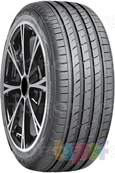 Шины Nexen Nfera SU1. Дорожная шина для легкового автомобиля
