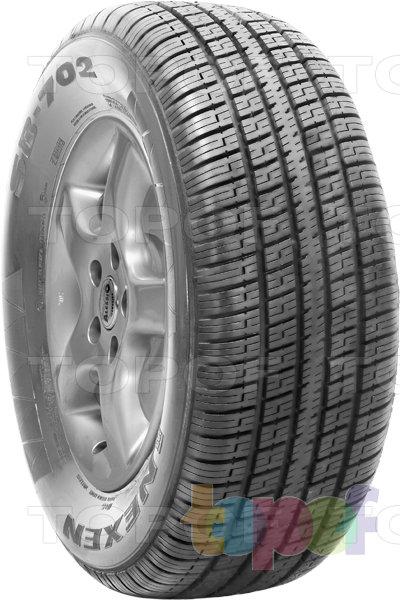 Шины Nexen SB 602 / 652 / 702. Всесезонная шина для легкового автомобиля