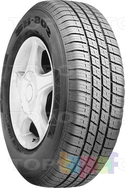 Шины Nexen SB 802. Дорожная шина для легкового автомобиля