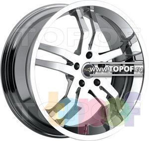 Колесные диски Niche F19. Изображение модели #1