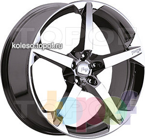 Колесные диски Niche Rhine. Изображение модели #1