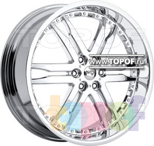 Колесные диски Niche Roxxy 6. Изображение модели #1