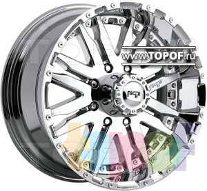 Колесные диски Niche Roxxy 8. Изображение модели #1