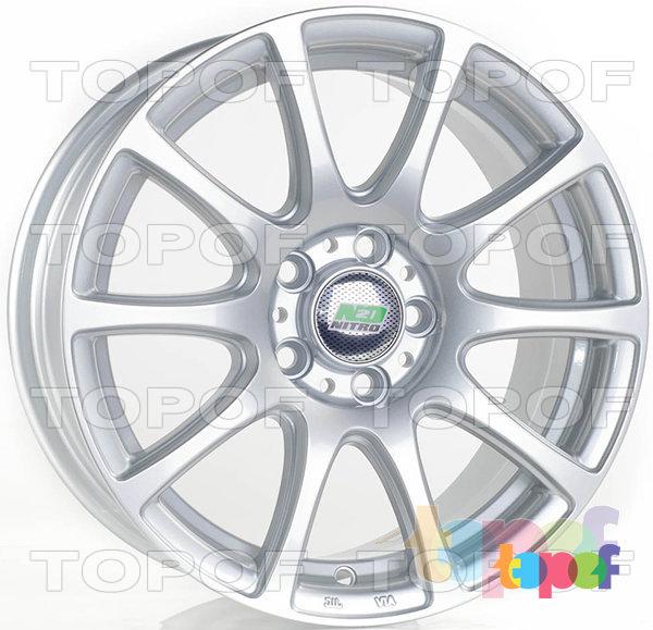 Колесные диски Nitro Y1010. Изображение модели #1