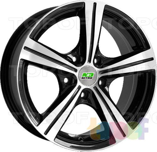 Колесные диски Nitro Y146. Изображение модели #1