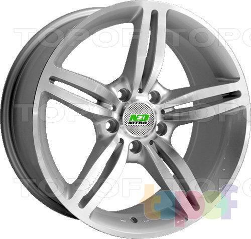 Колесные диски Nitro Y149. Изображение модели #1