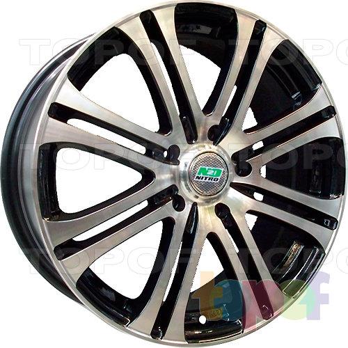 Колесные диски Nitro Y161. Изображение модели #1