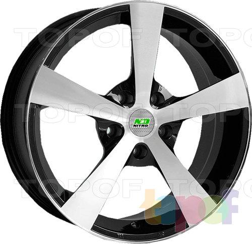 Колесные диски Nitro Y201. Изображение модели #1
