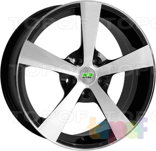 Колесные диски Nitro Y210. Изображение модели #1
