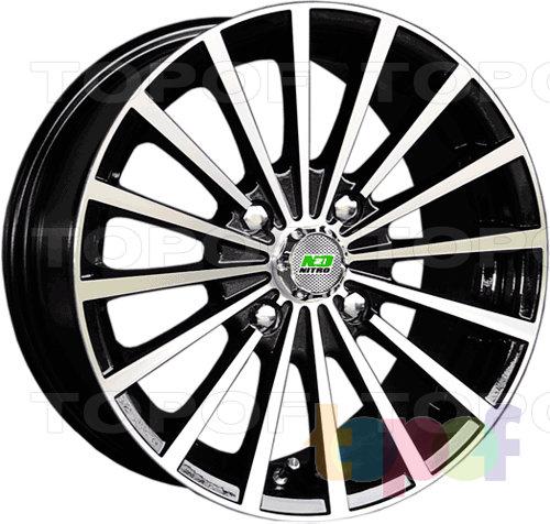 Колесные диски Nitro Y241. Изображение модели #1
