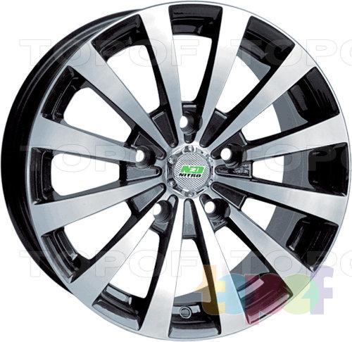 Колесные диски Nitro Y247. Изображение модели #1