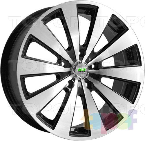 Колесные диски Nitro Y252. Изображение модели #1