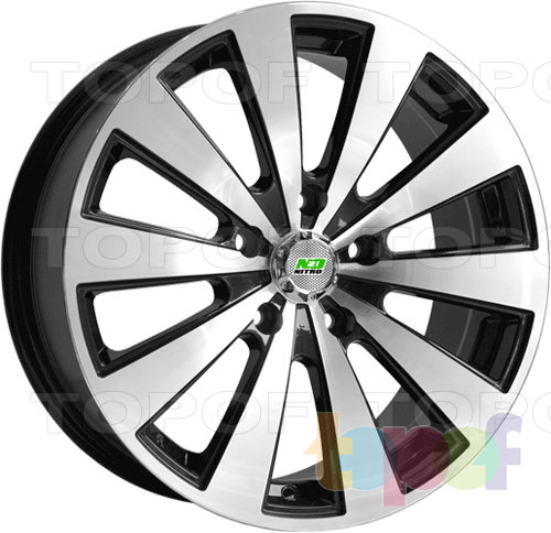 Колесные диски Nitro Y252