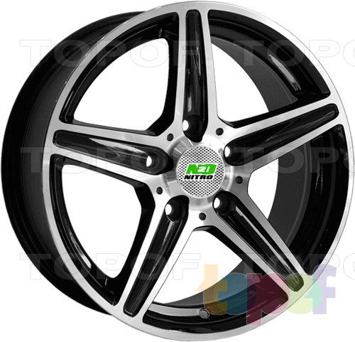 Колесные диски Nitro Y253. Изображение модели #1